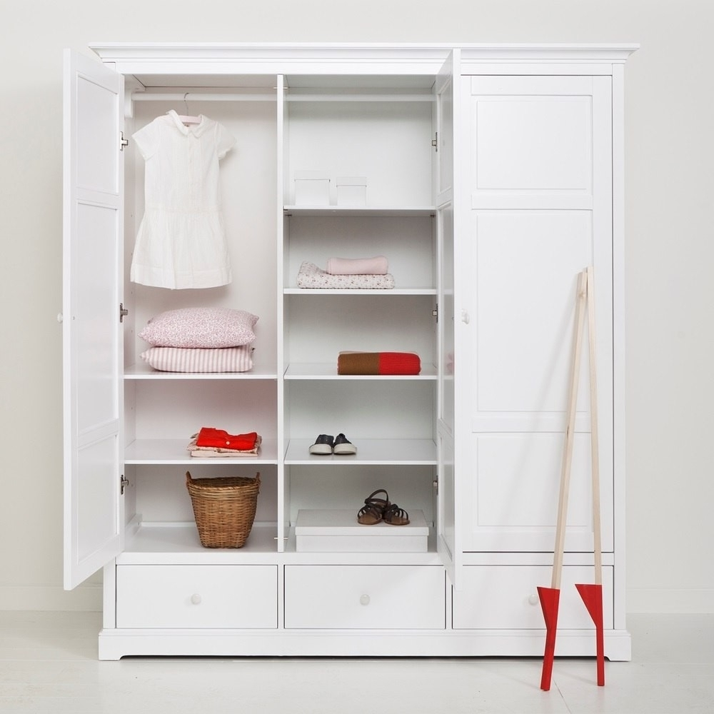 2017 Best Of Kids Wardrobe With Shelves – Badotcom Intended For Childrens Wardrobes With Drawers And Shelves (View 1 of 15)
