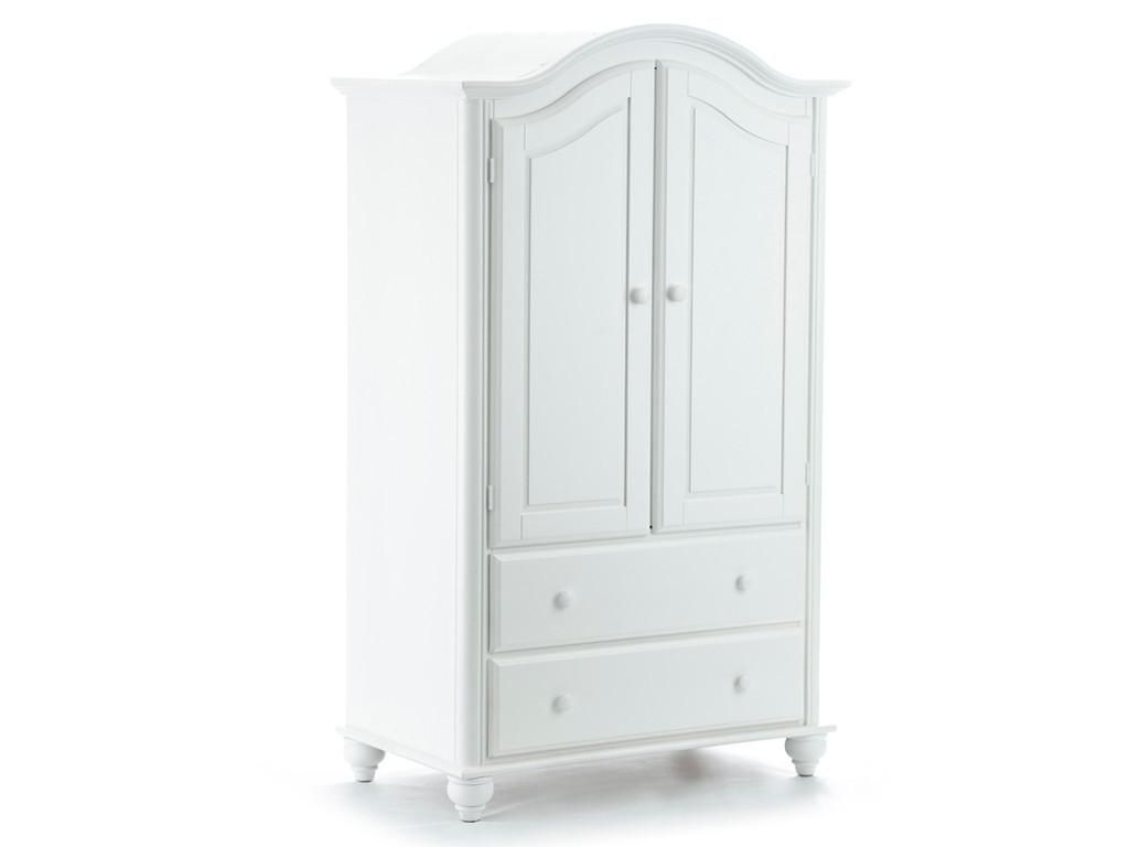 2017 Classy White Wardrobe Armoire Beautiful Antique White Wardrobes Intended For White Wardrobes Armoire (View 5 of 15)