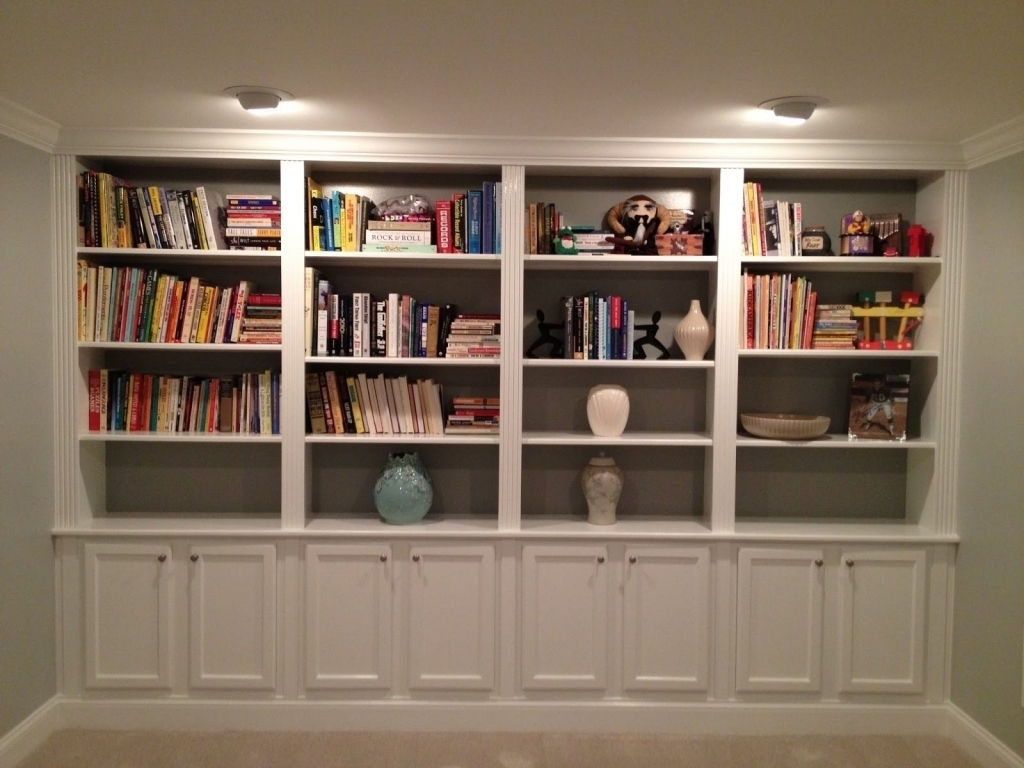 2017 Furniture: Cool Bookcases Awesome Ideas Bookshelf Decor Cool Regarding Library Bookcases Lighting (View 11 of 15)