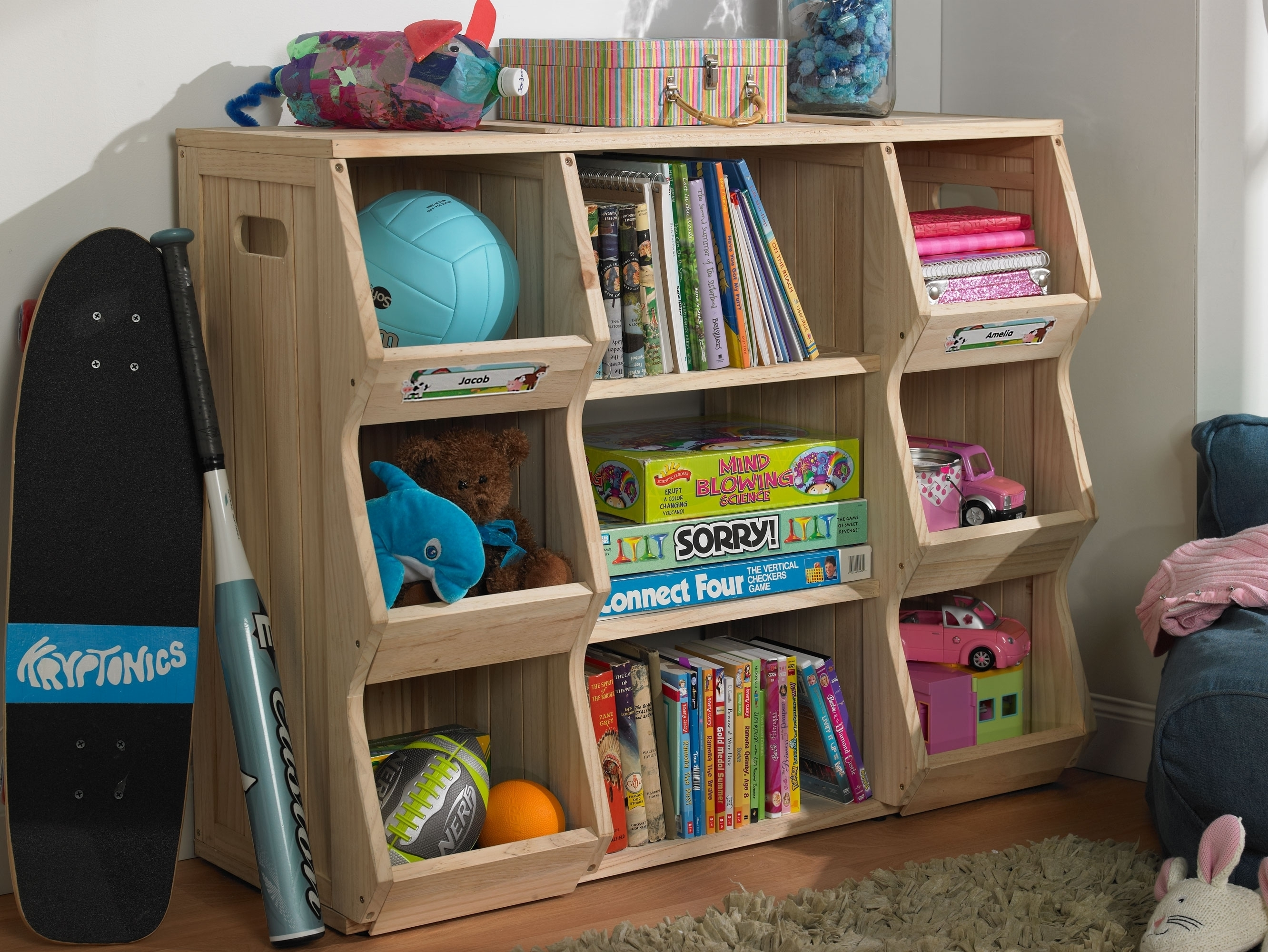 2017 Kids Bookshelves Some Brief Details Diy Room Shelving 2017 Within Bookcases For Kids Room (View 3 of 15)