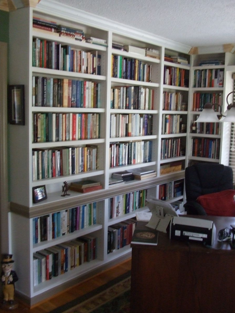 Featured Photo of Study Bookshelves