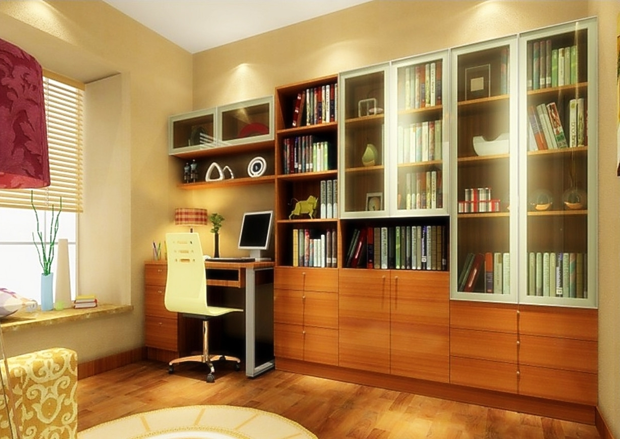 2017 Study Cupboard Designs With Study Room Cupboard Design 15 Ideas Of Study Room Cupboard Design (View 1 of 15)