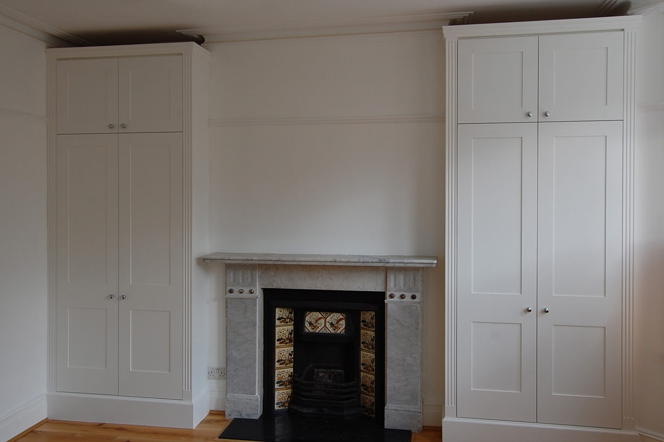 2018 Alcove Wardrobes Designs For London Built In Wardrobes Alcoves – Google Search (View 2 of 15)