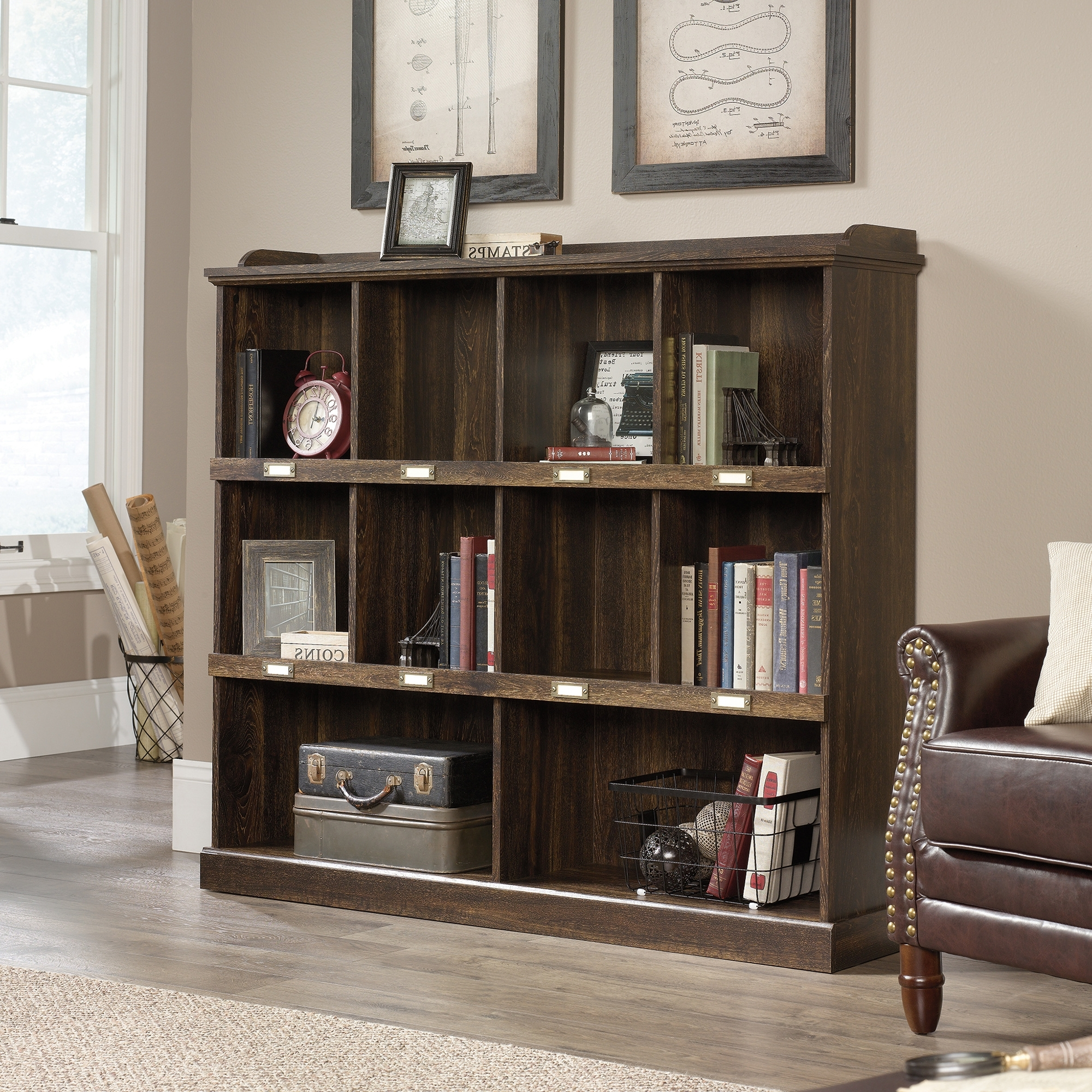 2018 Barrister Lane Bookcases With Barrister Lane Bookcase (422717) – Sauder (View 1 of 15)
