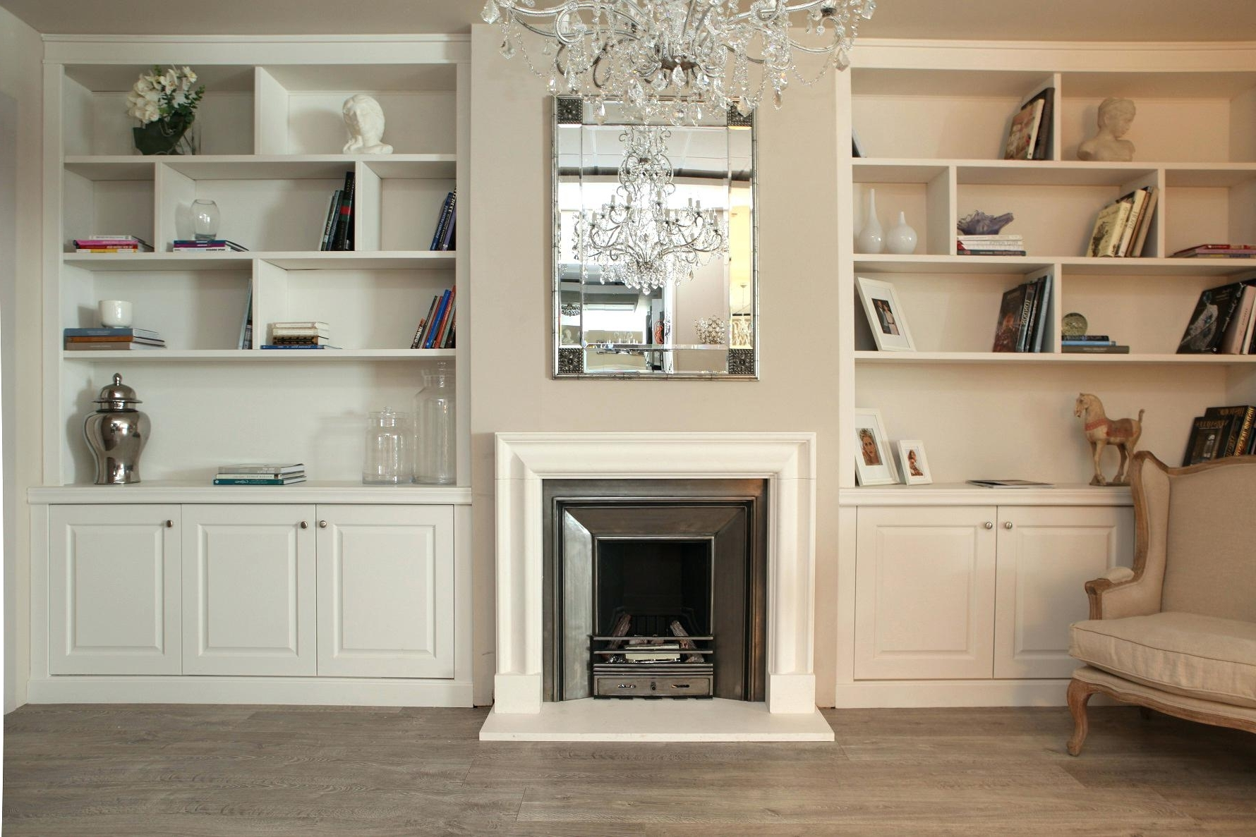 Top 15 of Built In Bookcases