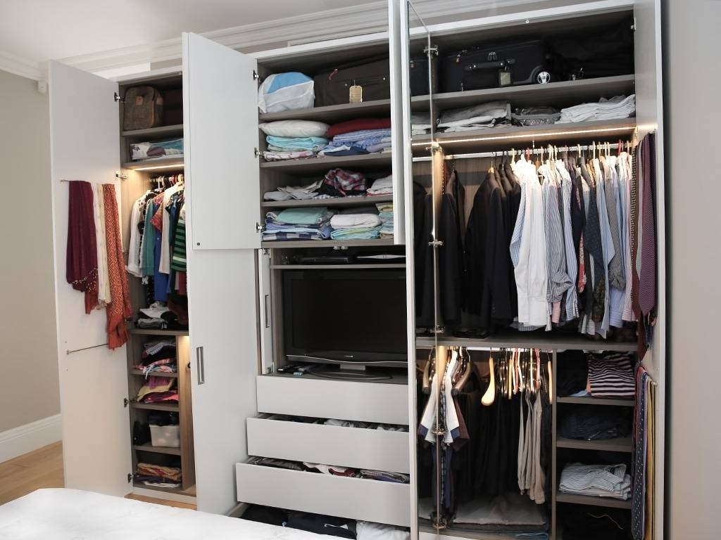 2018 Fitted Wardrobe Fresh 2018 Popular Fitted Wooden Wardrobes With Fitted Wooden Wardrobes (View 9 of 15)