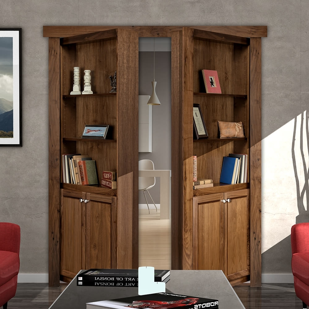 Featured Photo of Murphy Bookcases