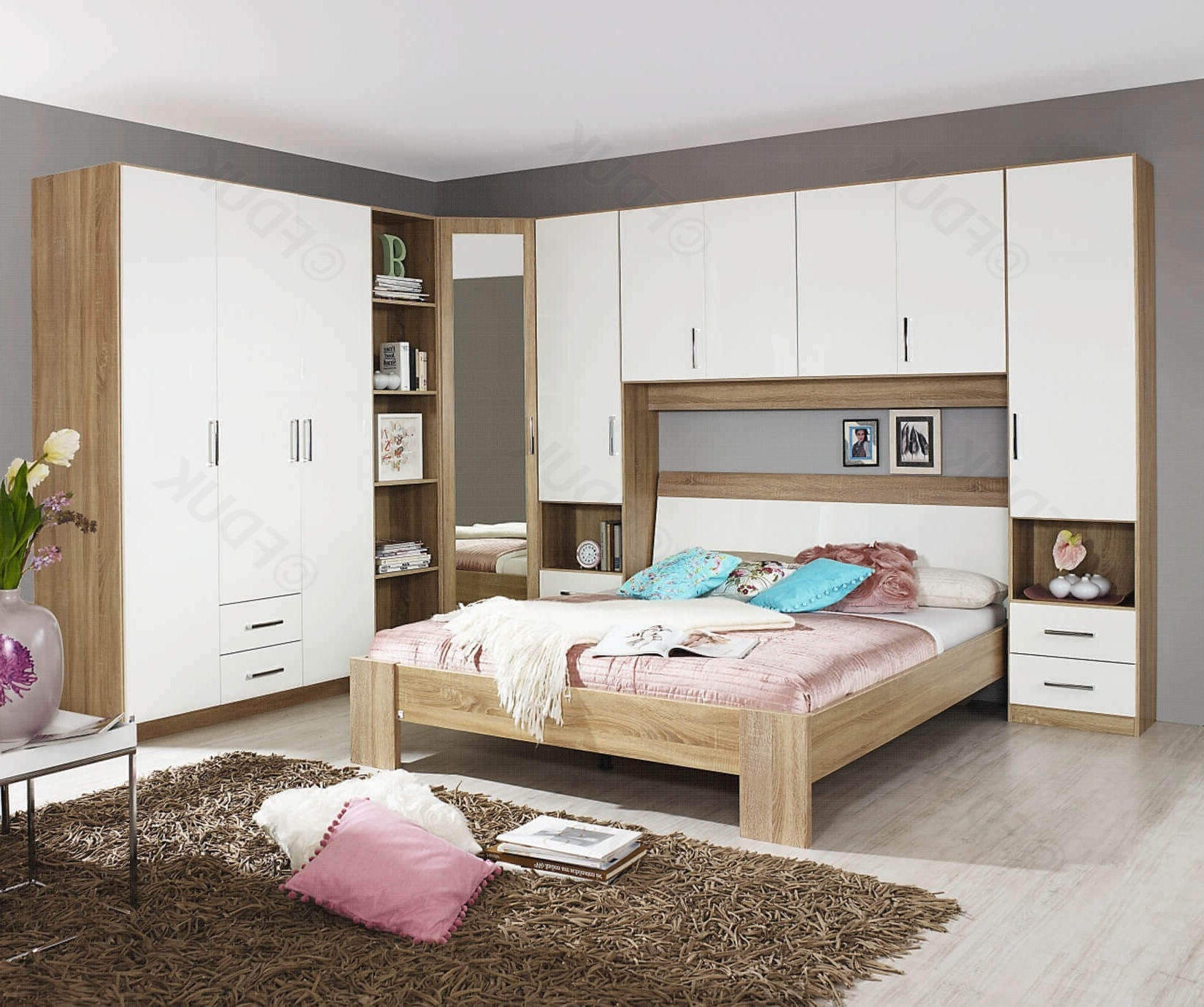 2018 Overbed Wardrobes Pertaining To Rauch Furniture (View 2 of 15)