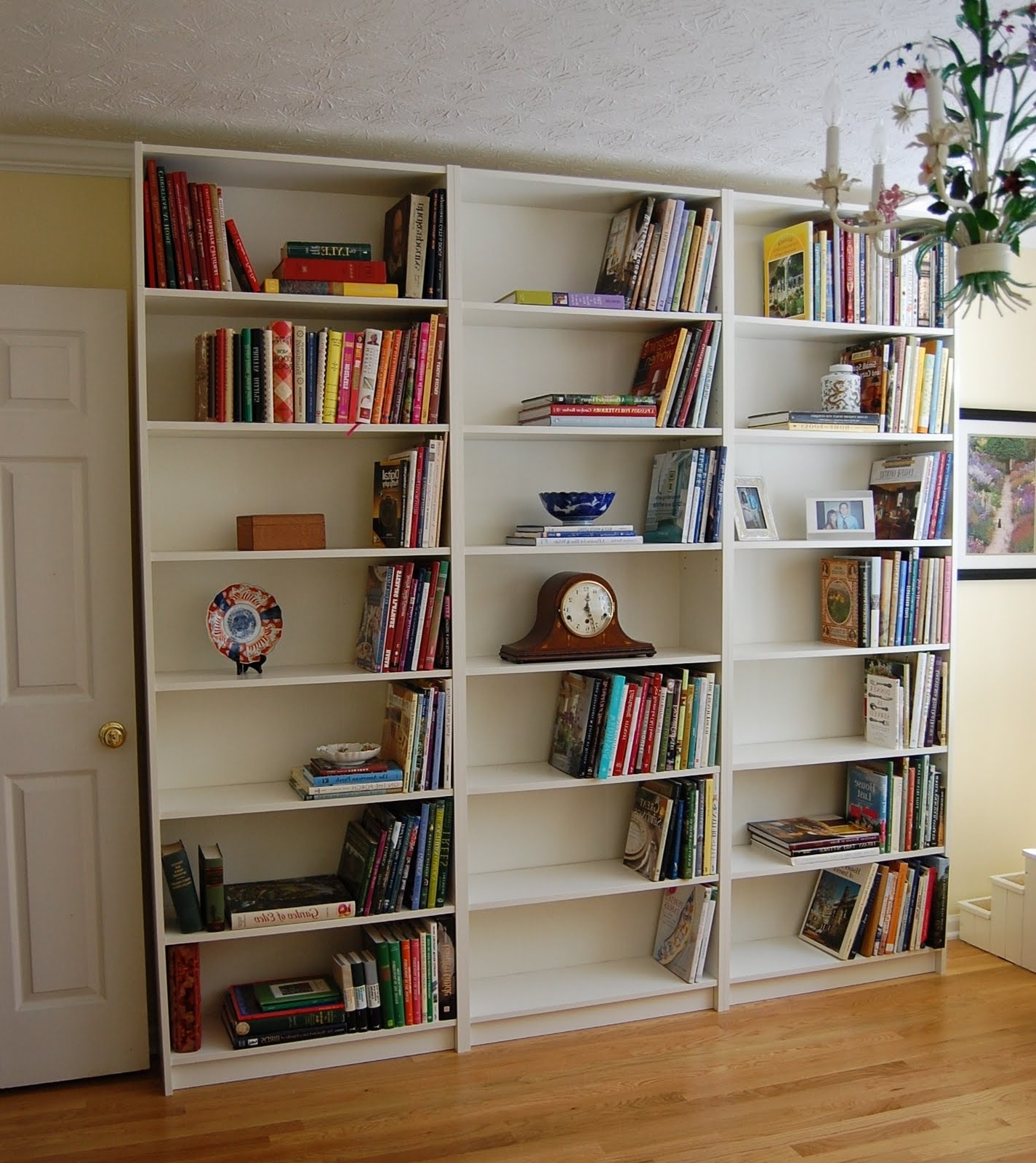 2018 White Billy Bookcases In A Billy Bookcase (View 1 of 15)