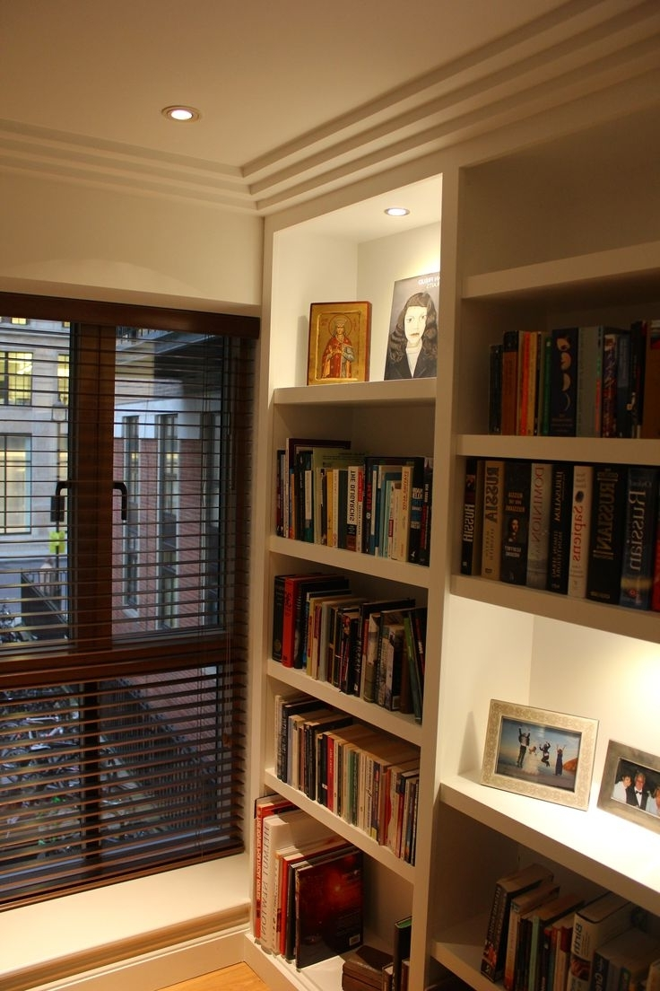 22 Best Bespoke Bookcases Images On Pinterest (View 2 of 15)