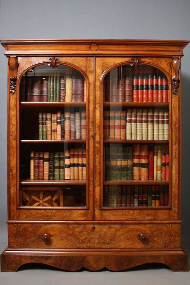 31 Bookcases Antique, Antique Bookcases – Golfroadwarriors In Famous Vintage Bookcases (View 1 of 15)