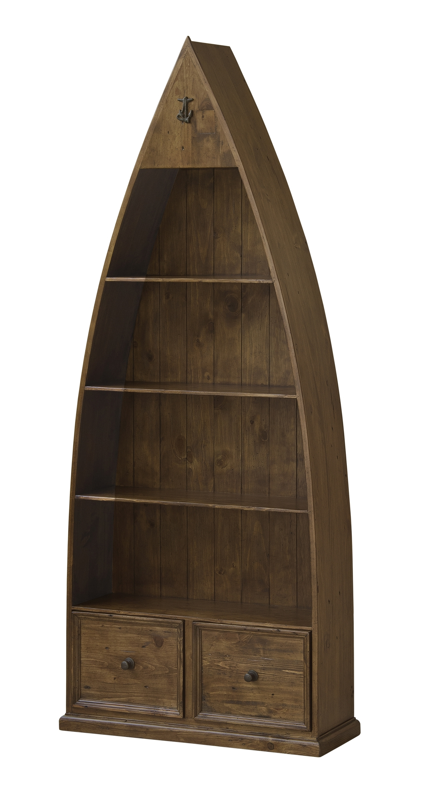 38 Boat Bookcase Furniture, Boat Shaped Bookcase How To Diy For Widely Used Boat Bookcases (Gallery 6 of 15)