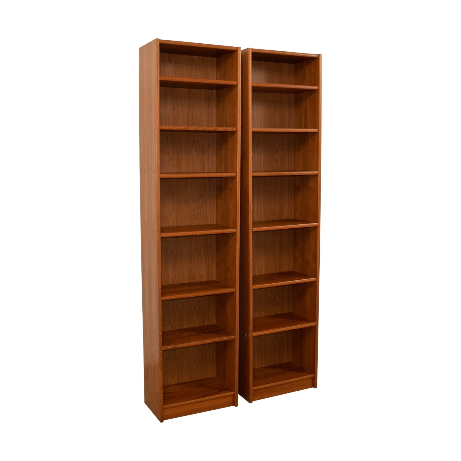 [%48% Off – The Door Store The Door Store Wood Bookcases / Storage Intended For Most Popular Wood Bookcases|Wood Bookcases In Widely Used 48% Off – The Door Store The Door Store Wood Bookcases / Storage|2017 Wood Bookcases Intended For 48% Off – The Door Store The Door Store Wood Bookcases / Storage|2017 48% Off – The Door Store The Door Store Wood Bookcases / Storage Pertaining To Wood Bookcases%] (View 1 of 15)