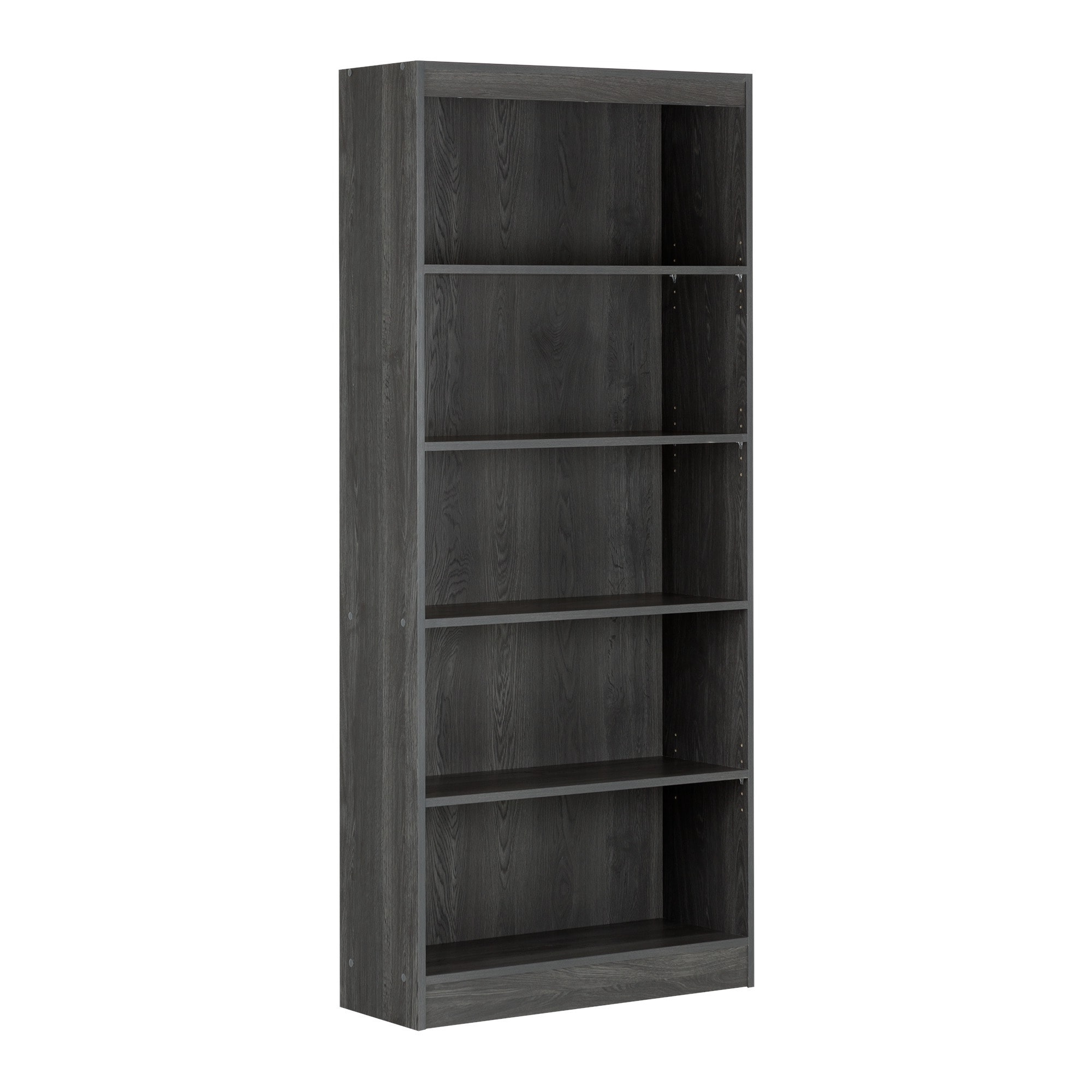 5 Shelf Bookcase – Free Shipping Today – Overstock – 17190441 Intended For Most Popular Room Essentials 5 Shelf Bookcases (Gallery 13 of 15)