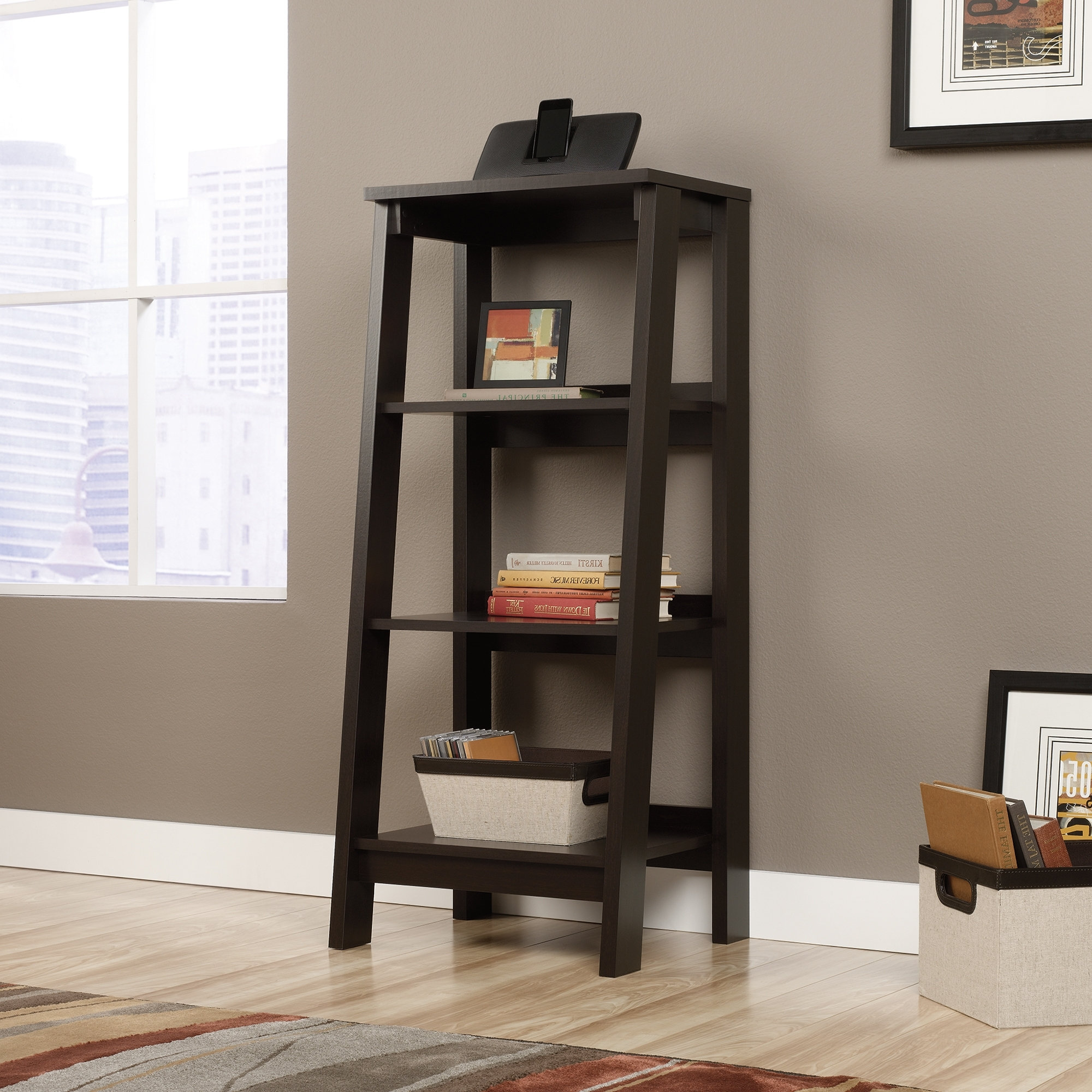 5 Shelf Bookcase (View 13 of 15)