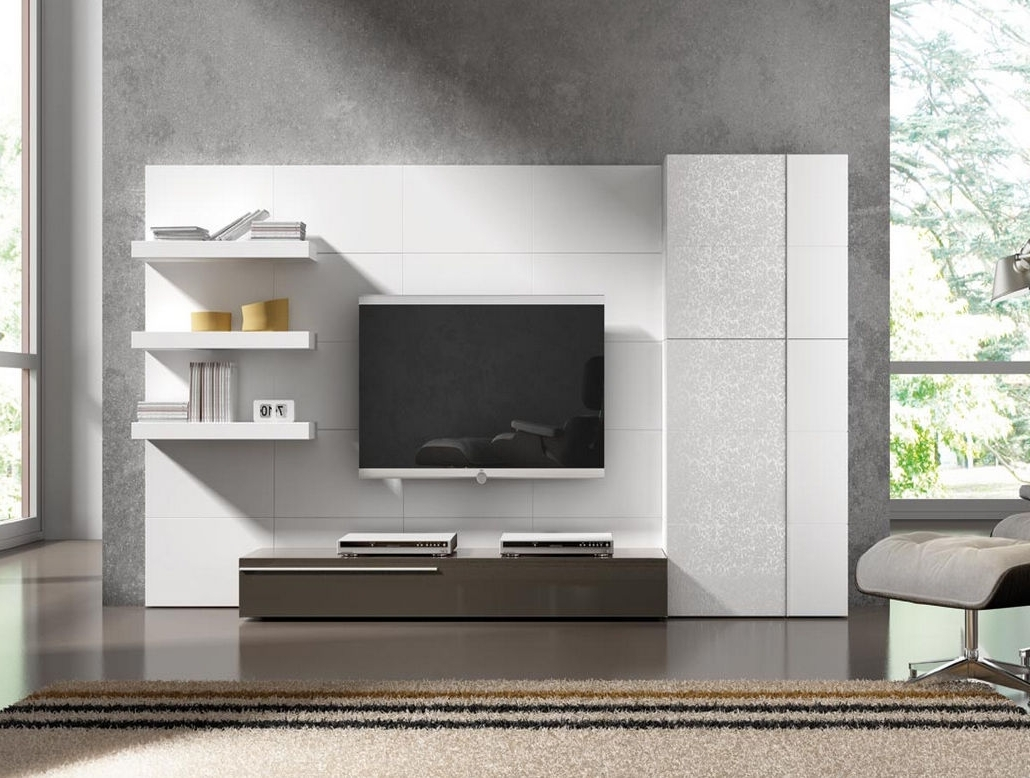 #5644 In Modern Tv Wall Units (View 1 of 15)
