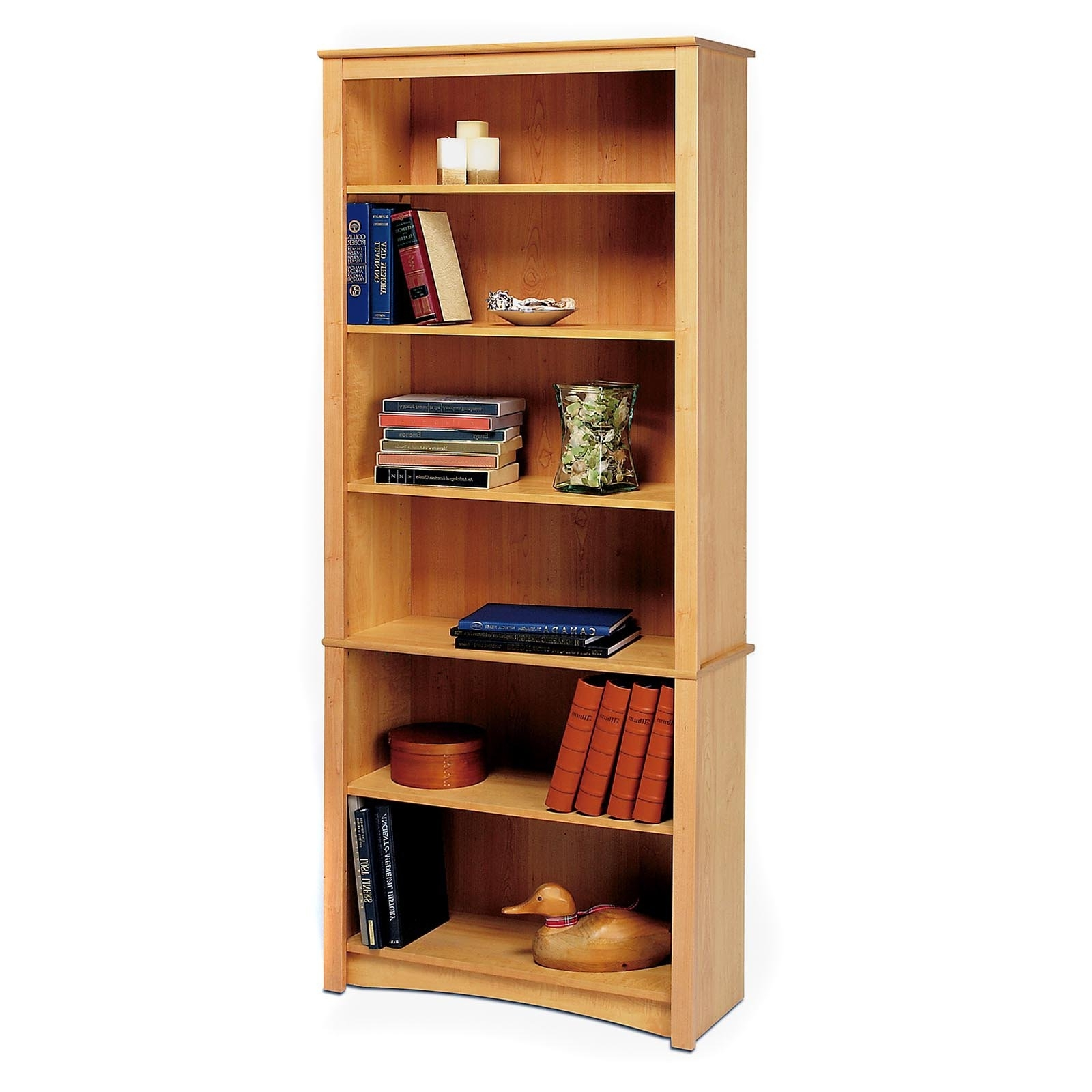 6 Shelf Bookcases With Well Liked Chris Book Shelf The Wood Whisperer ~ Idolza (View 9 of 15)