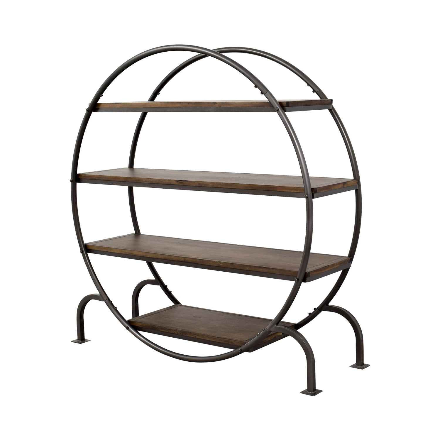 [%61% Off – World Market World Market Round Bookcase / Storage For Current Round Bookcases|Round Bookcases For Newest 61% Off – World Market World Market Round Bookcase / Storage|Famous Round Bookcases With Regard To 61% Off – World Market World Market Round Bookcase / Storage|2017 61% Off – World Market World Market Round Bookcase / Storage Throughout Round Bookcases%] (View 1 of 15)
