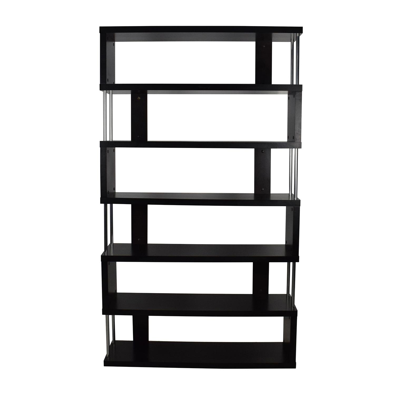 [%70% Off – Tall Zigzag Shelf Unit / Storage Inside Most Current Zig Zag Bookcases|zig Zag Bookcases Inside Well Known 70% Off – Tall Zigzag Shelf Unit / Storage|popular Zig Zag Bookcases With 70% Off – Tall Zigzag Shelf Unit / Storage|most Recently Released 70% Off – Tall Zigzag Shelf Unit / Storage Throughout Zig Zag Bookcases%] (View 2 of 15)