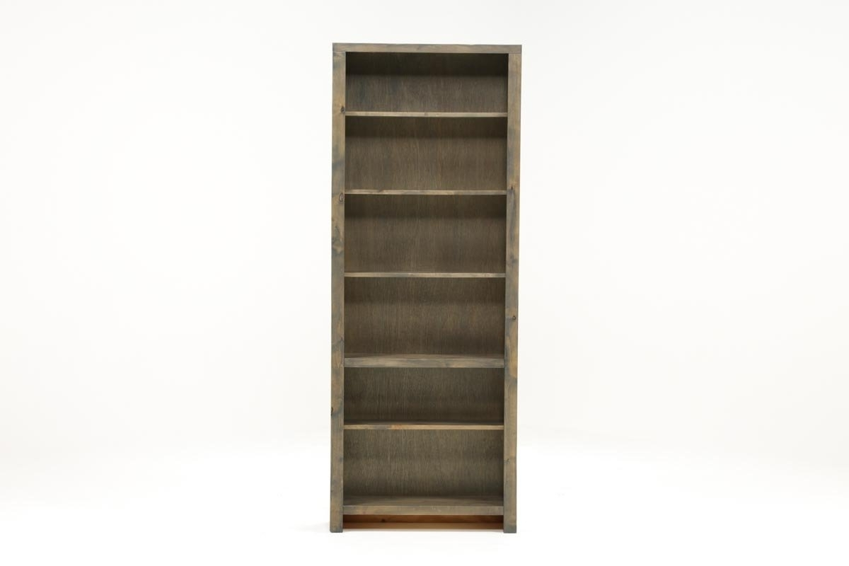 84 Inch Tall Bookcases Throughout Current Ducar Ii 84 Inch Bookcase (Gallery 3 of 15)