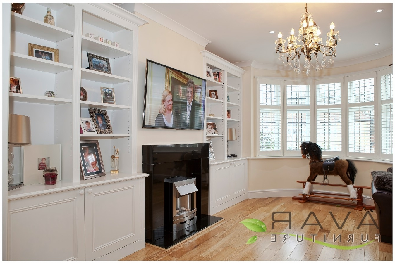 Alcove Bookcases With Regard To Favorite Ƹӝʒ Alcove Units Ideas / Gallery  (View 6 of 15)