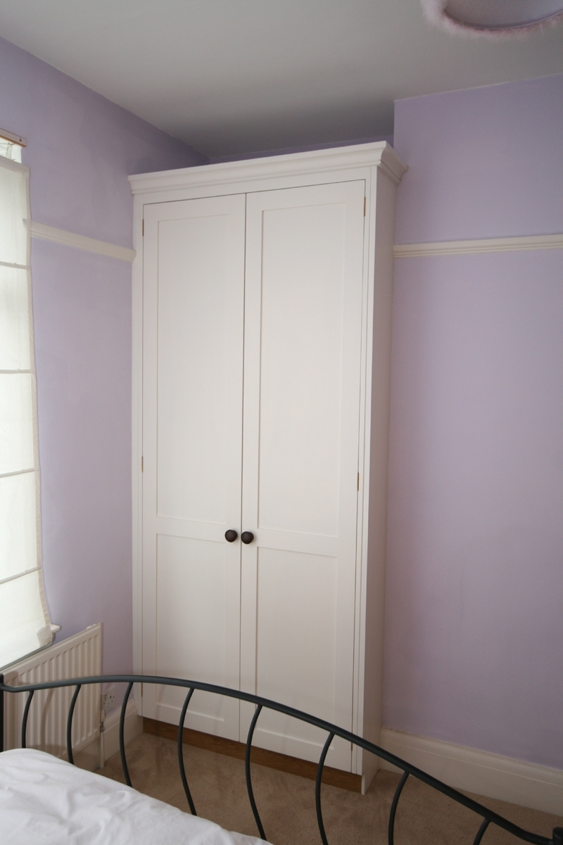 Alcove Wardrobes For Most Popular Hand Painted Bedroom Alcove Wardrobes, Bath (View 8 of 15)