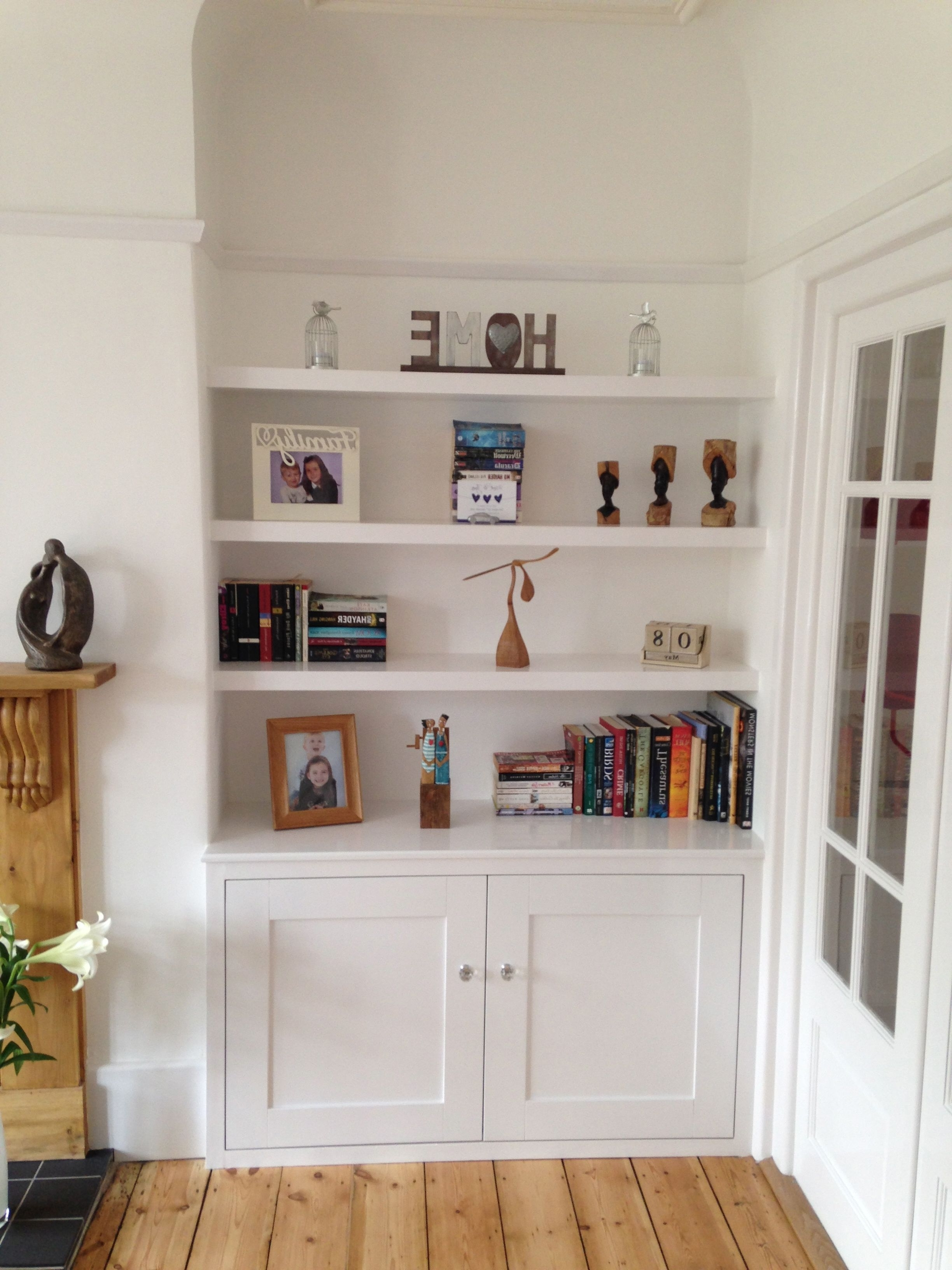 Alcoves – James Houseman Throughout Most Up To Date Alcove Bookcases (View 12 of 15)