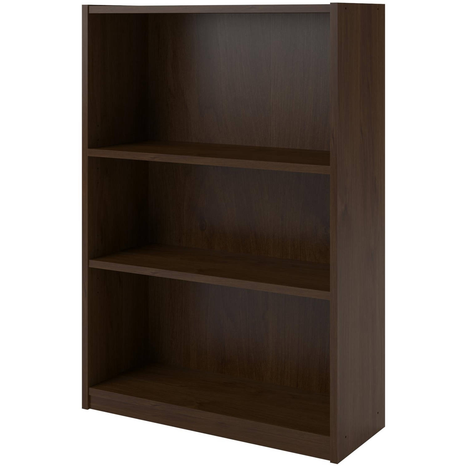 Ameriwood 3 Shelf Bookcases Within Widely Used Product (View 8 of 15)