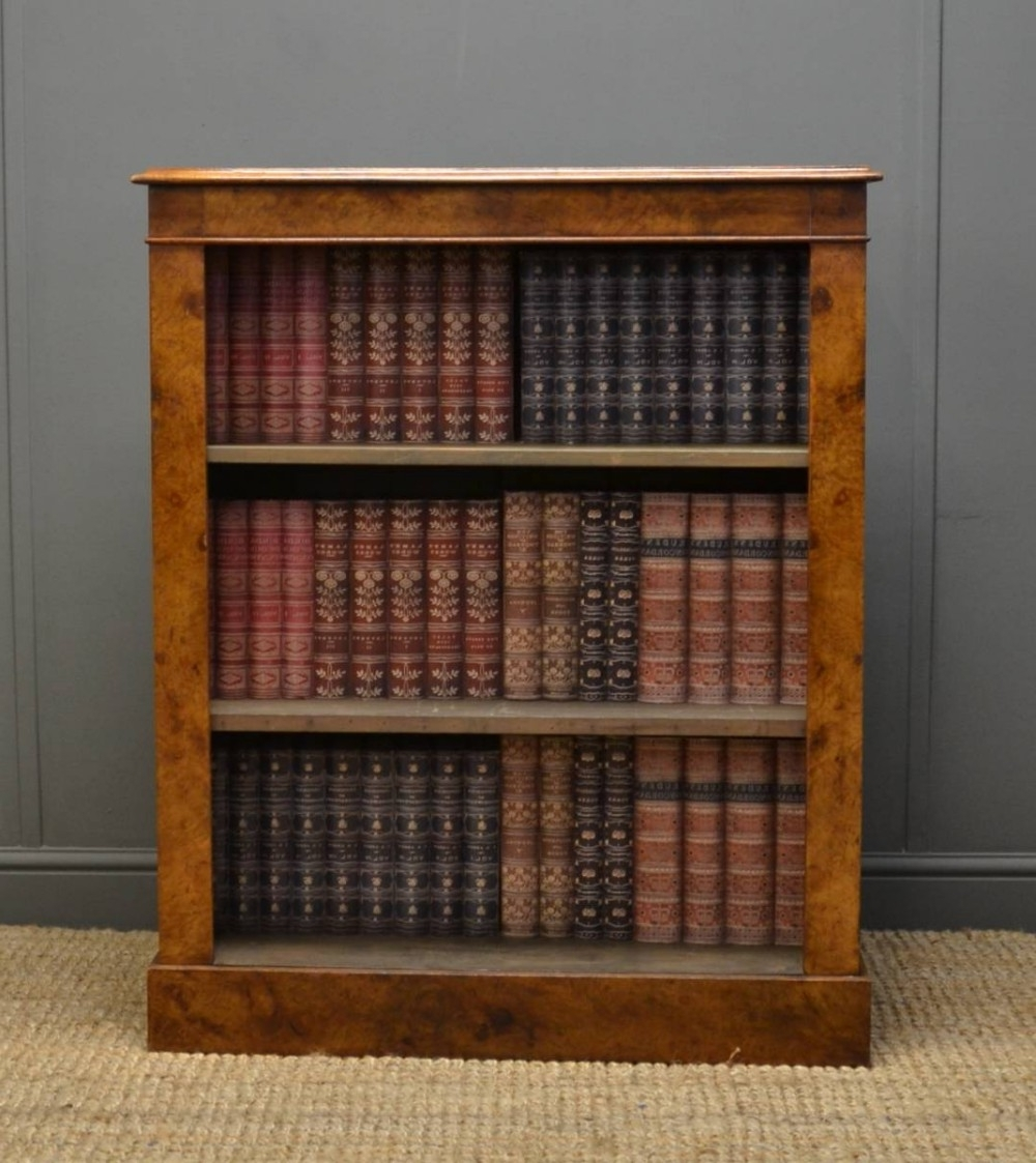 Antique Bookcases Intended For Well Liked Image Result For Vintage Bookcase (View 2 of 15)