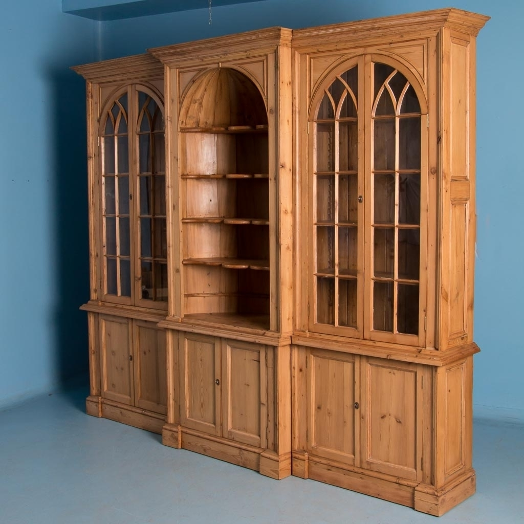 Antique Bookcases Regarding Most Current Antique Bookcases – A Great Home Addition — All About Home Design (View 13 of 15)
