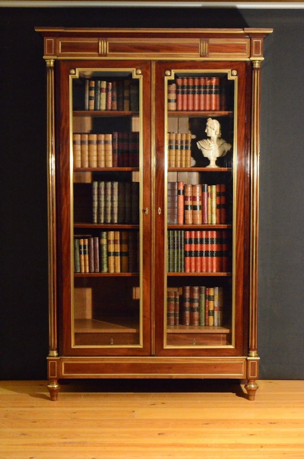 Antique Bookcases With Regard To Latest French Antique Bookcases, Bookshelves And Secretaires – Antiques Atlas (View 10 of 15)