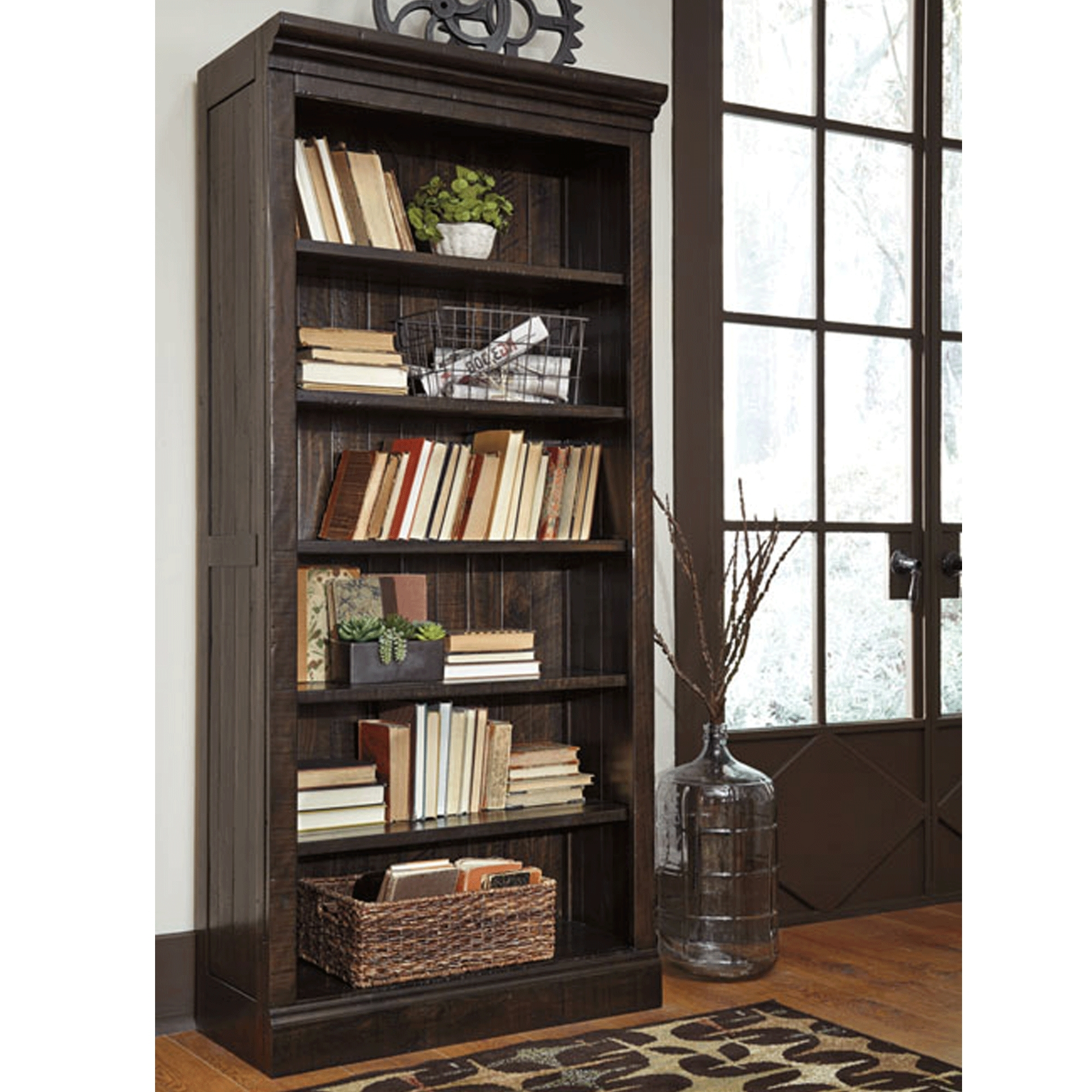 Ashley Furniture Bookcase Dazzling Design – Furniture Idea For Latest Ashley Furniture Bookcases (View 6 of 15)