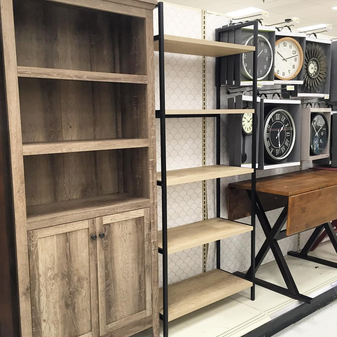 Featured Photo of Target Threshold Bookcases