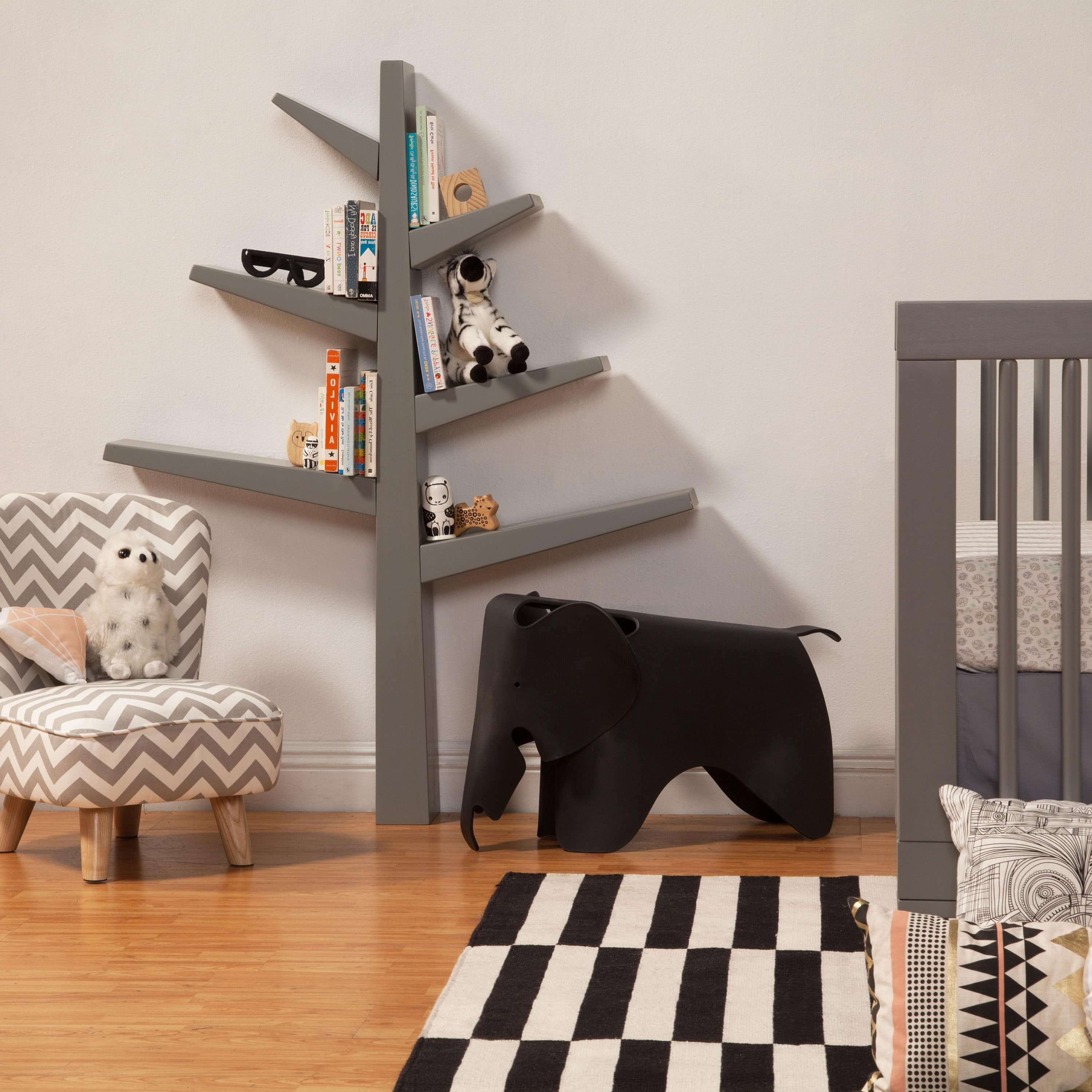 Babyletto Spruce Tree Bookcase – Free Shipping Today – Overstock In Widely Used Tree Bookcases (View 15 of 15)