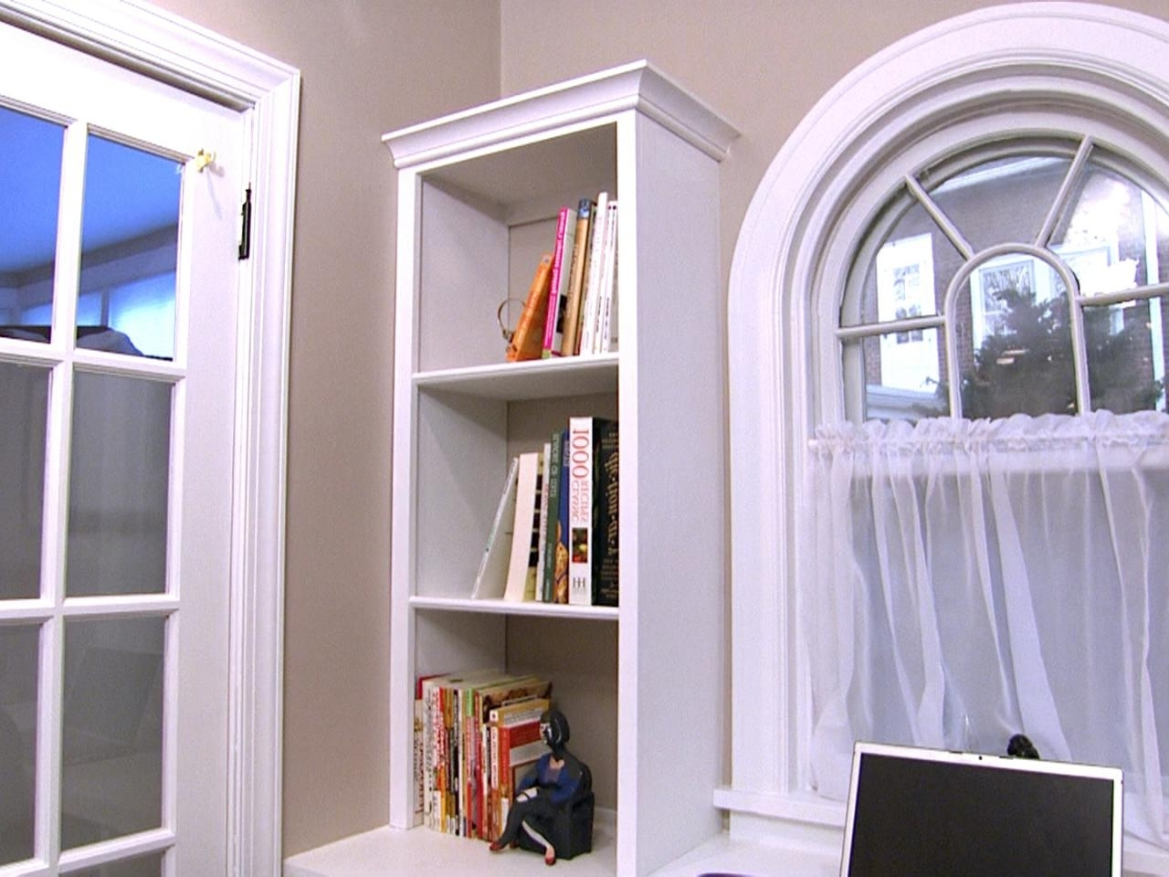 Backless Bookshelves Pertaining To Widely Used How To Build A Bookcase (View 4 of 15)