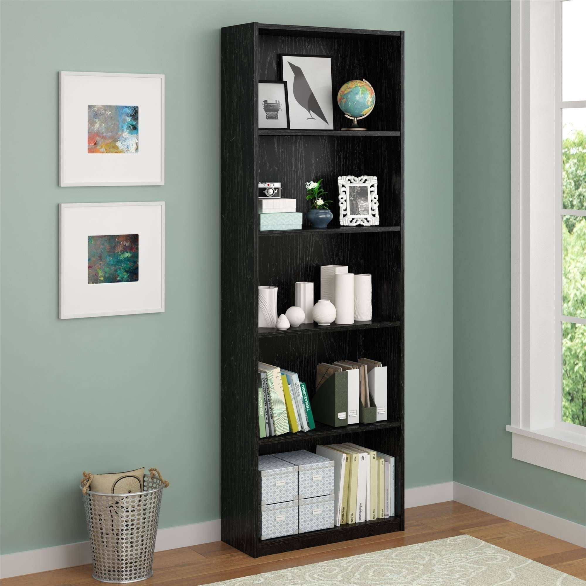 Ballard Designs Bookcases For Newest Top Narrow Bookshelf And Bookcase Collection Wide Bookcases Inch (View 15 of 15)
