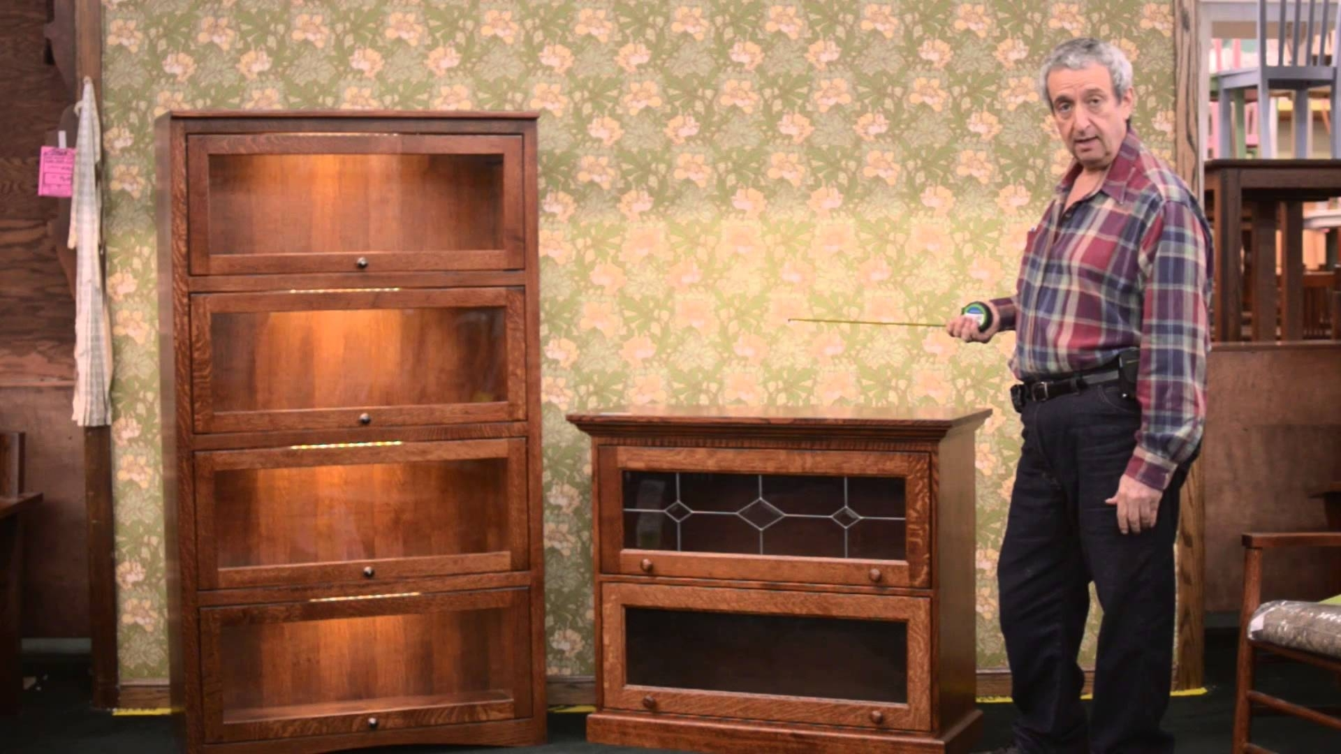 Barn Furniture – Amish Lawyer's Bookcases (barrister Bookcases Regarding 2017 Lawyer Bookcases (View 14 of 15)