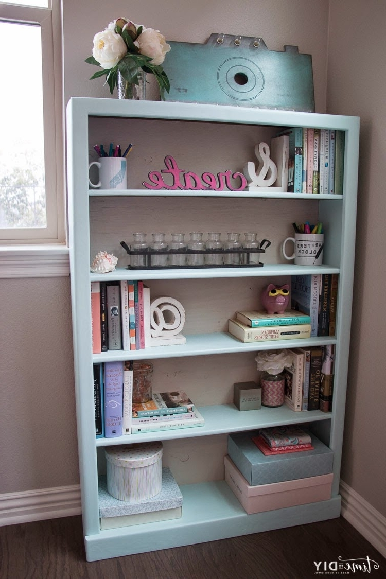 Bb Frosch Chalk Paint Regarding Trendy Chalk Paint Bookcases (View 3 of 15)