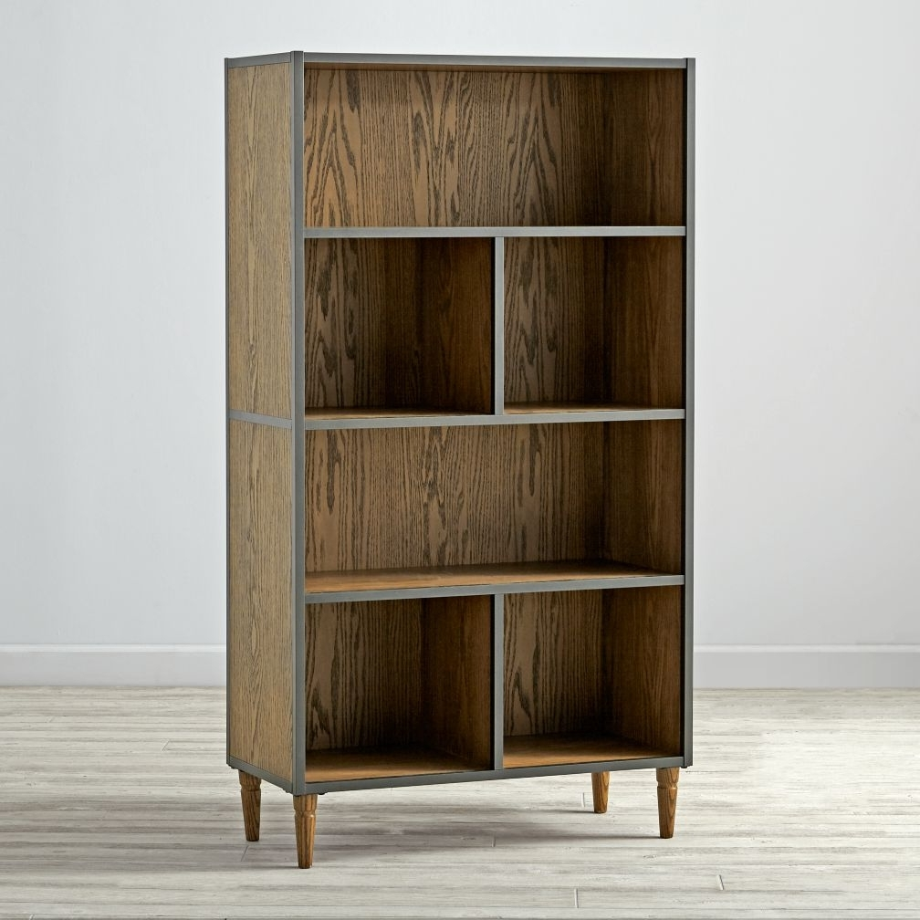 Beech Bookcases With Most Recent Beech Bookcase Tier Wooden Shelf Shelving Storage Display Rack (View 10 of 15)