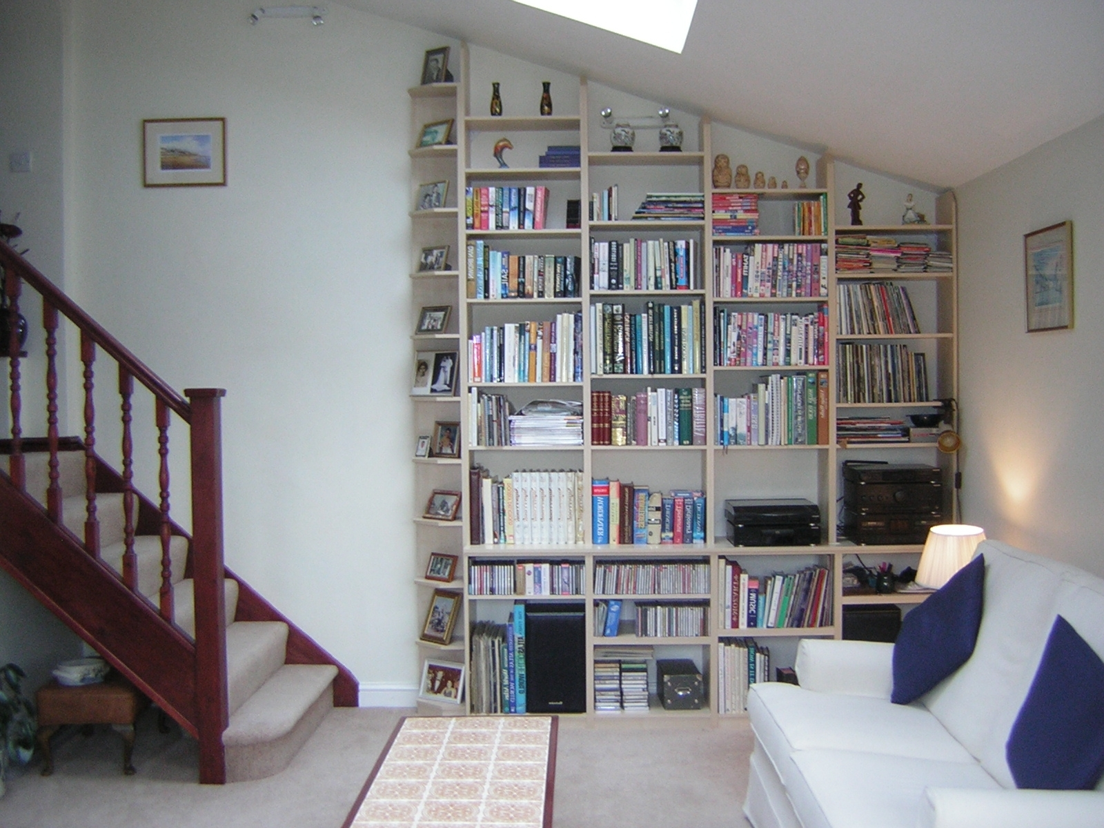 Bespoke Bookcases And Bookshelves (View 2 of 15)