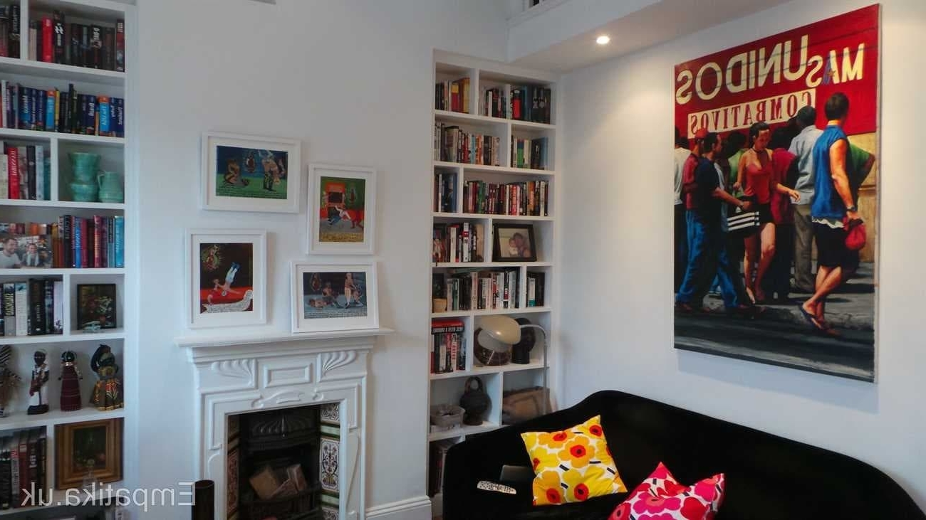 Bespoke Bookshelves For Most Up To Date Bespoke Bookcases – Built In Bookcases (View 10 of 15)