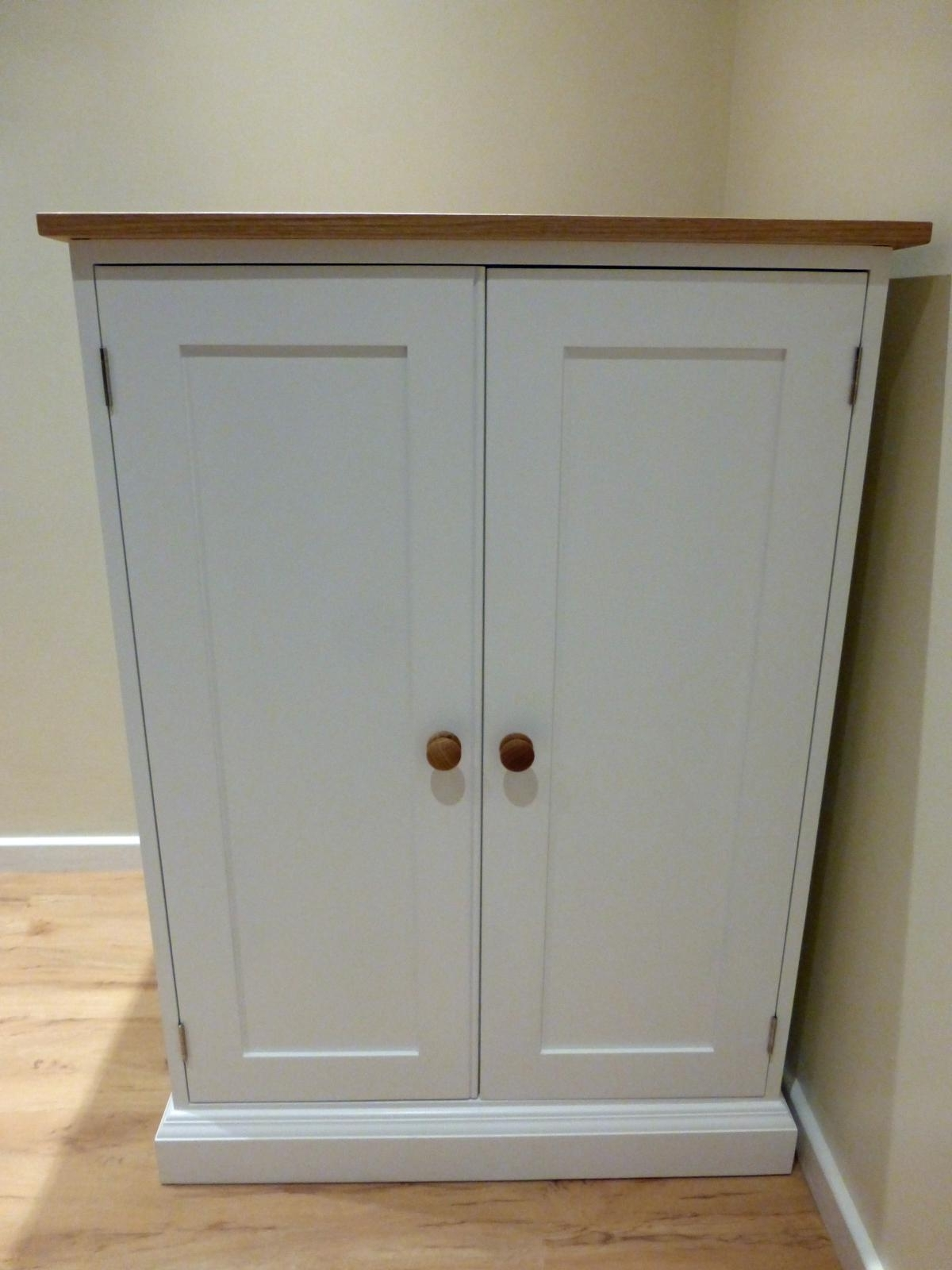 Bespoke Cupboard Within Famous Tumble Dryer Cupboard – Bespoke Kitchen And Dining Room Furniture (View 4 of 15)