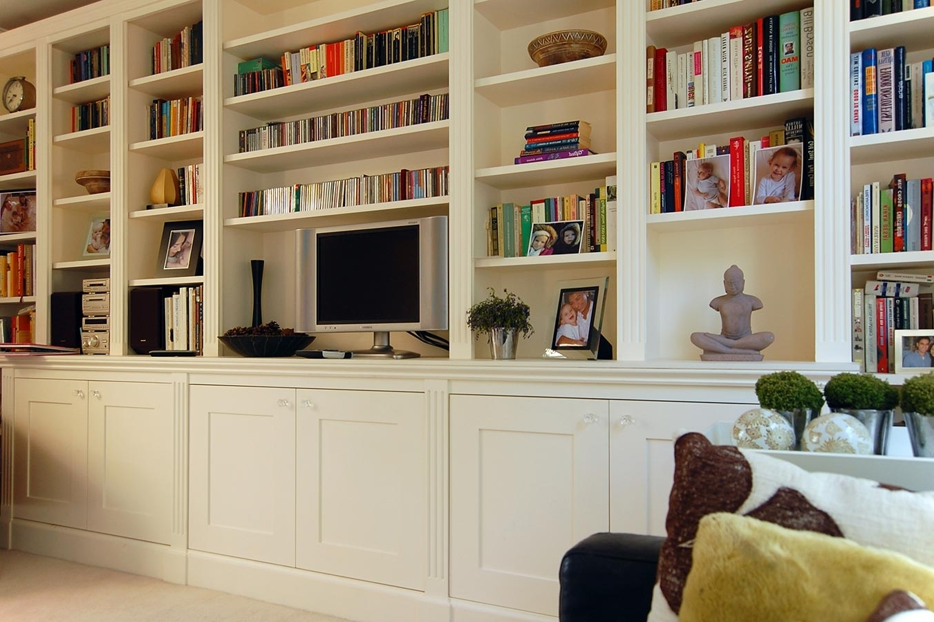 Bespoke Furniture Cost – Pricing Examples Inside Well Known Bespoke Shelving Units (View 14 of 15)