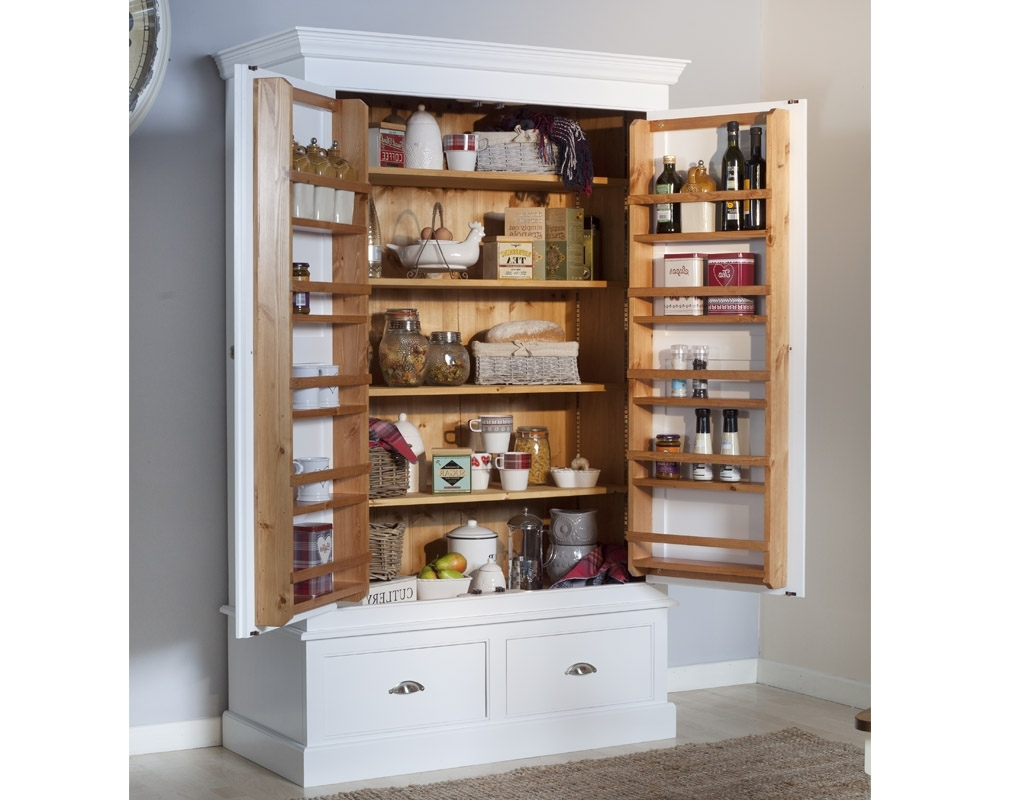 Bespoke Larder Cupboards For Most Popular Bespoke Cupboards (View 3 of 15)
