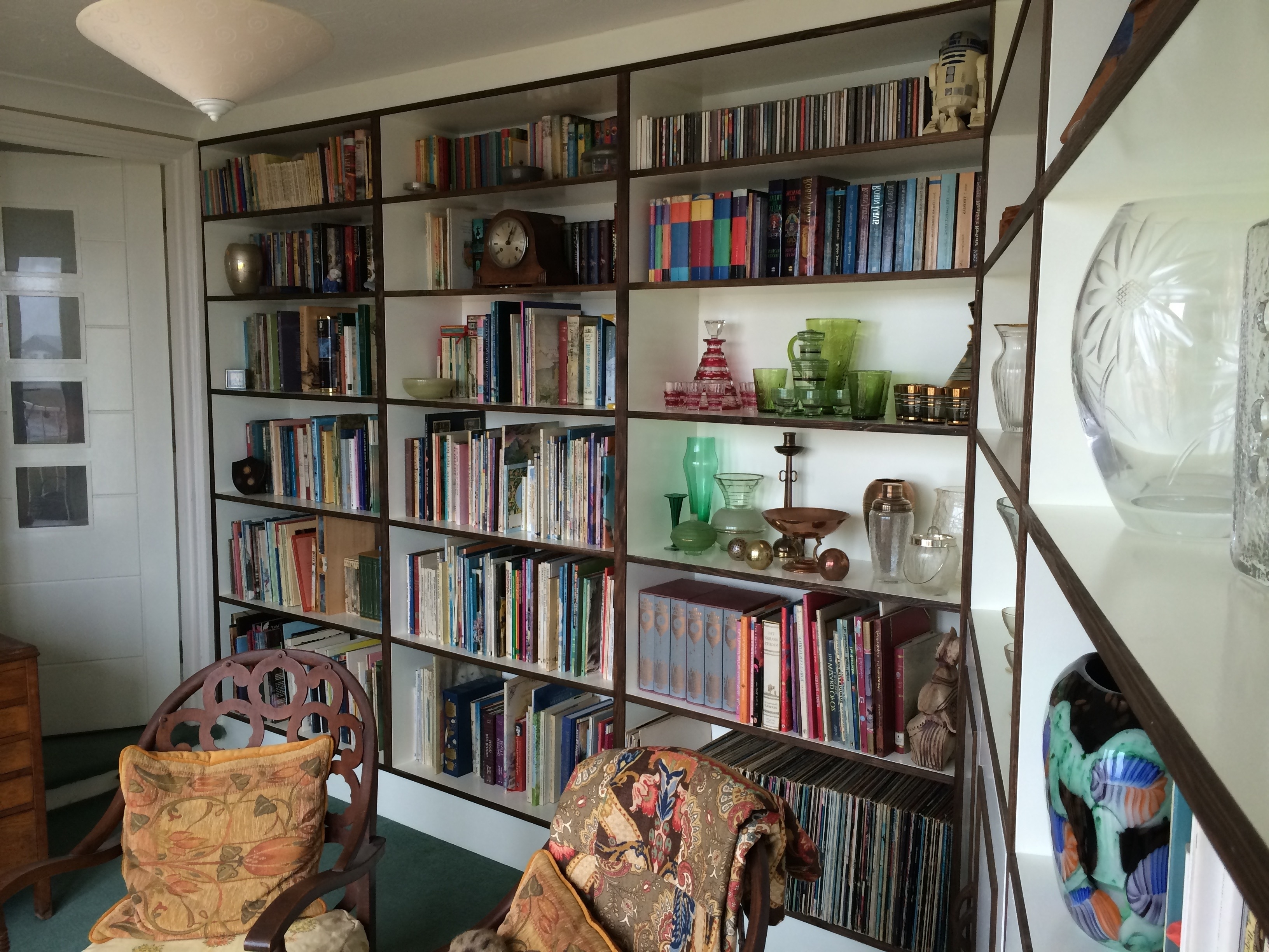 Bespoke Library In Well Liked Bespoke Library & Display Shelving With Wardrobe (View 3 of 15)