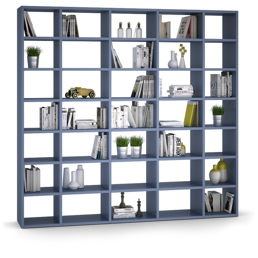 Bespoke Modular Bookcases And Shelving Units – Homeplaneur For Favorite Modular Bookcases (View 7 of 15)