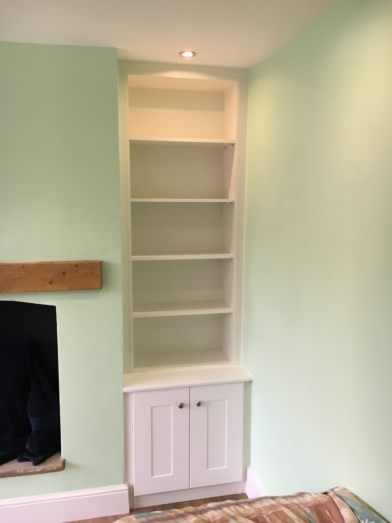 Bespoke Shelving Throughout Most Up To Date Bespoke Shelving Wilmslow (View 7 of 15)