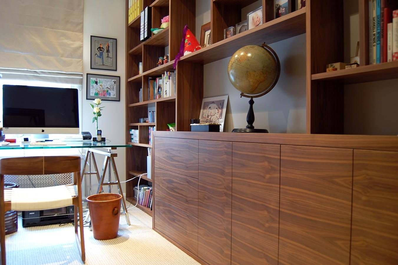 Bespoke Study Furniture For Current Made To Measure Home Offices (View 4 of 15)