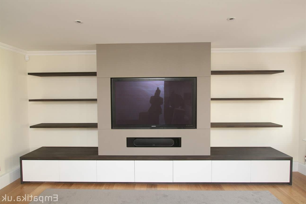 Bespoke Tv Stand Within Most Current Bespoke Tv Units – Bespoke Media Units – Fitted Media Units (View 14 of 15)