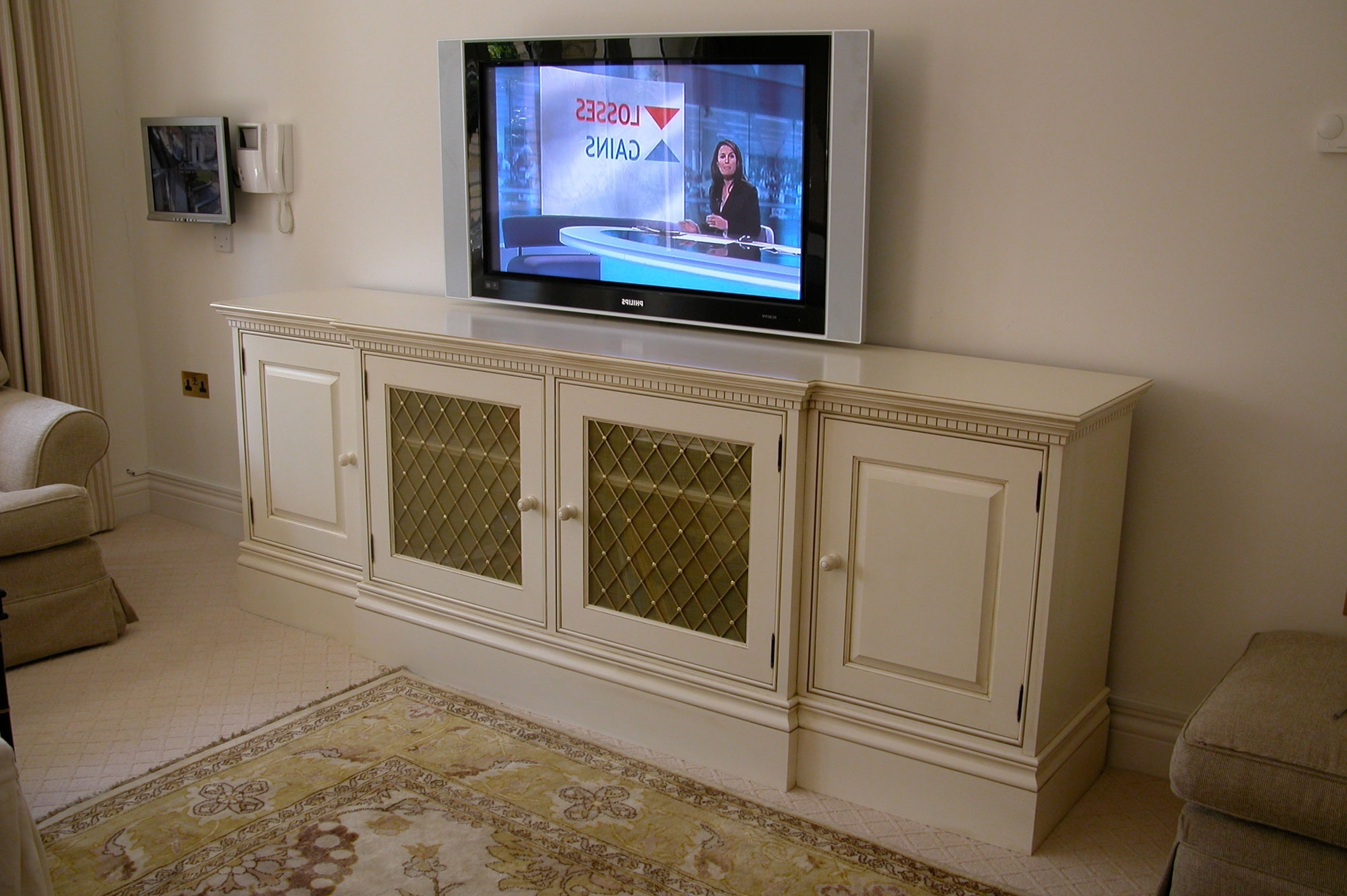 Bespoke Tv Stands In Fashionable Bespoke Tv Cabinets – Custom Made Tv Cabinets (View 2 of 15)
